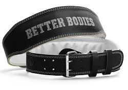 Vektløfterbelte fra better bodies.